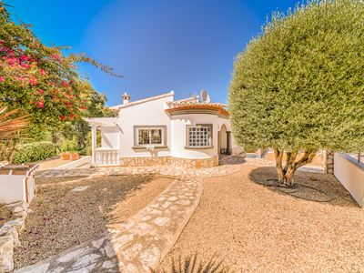 Photo for VILLA ROBYN , Beuatiful Mediterraneun Villa , Sleeps 14 , Heated Pool , AC ,