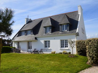 Photo for Great house on the water in Lesconil