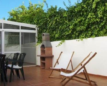 Photo for Tavira Apartment Historical Centre with terrace-6 -8 people near beach