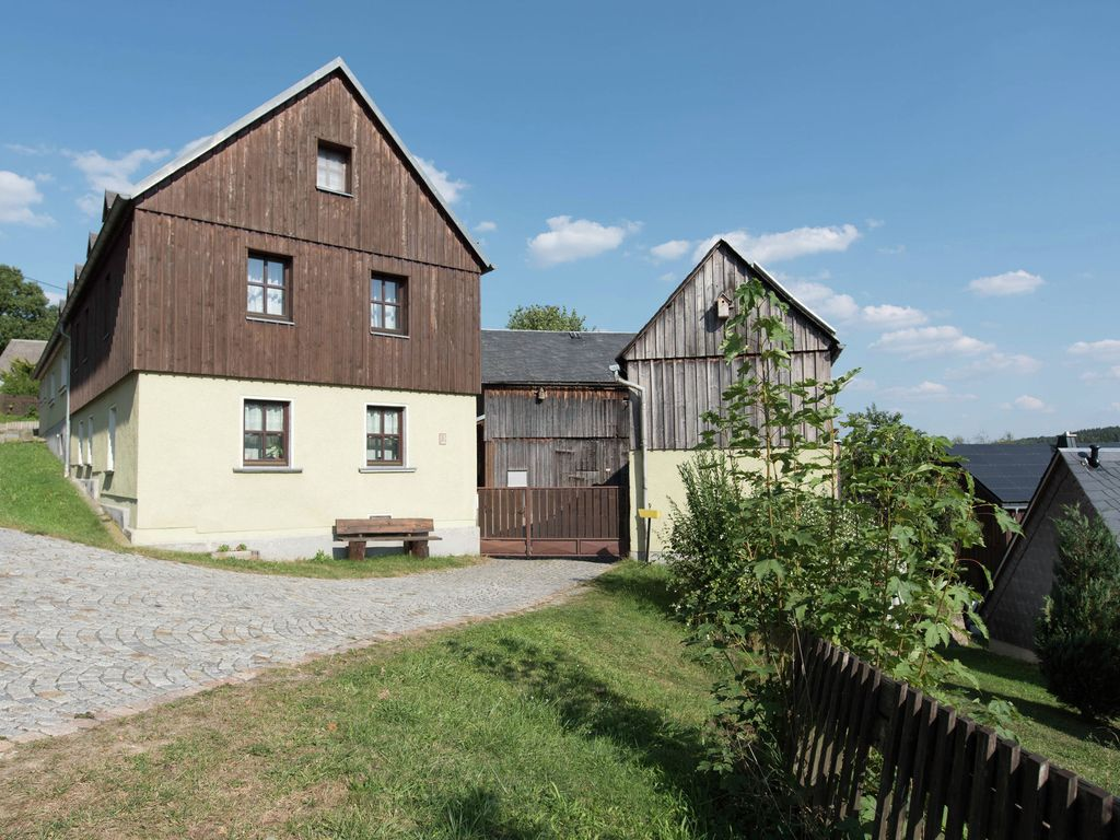 Holiday home in saxony on a small farm with plenty to do for Saxony homes