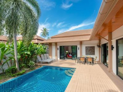 Photo for Zen Villa - Spacious 3 Bedroom Villa