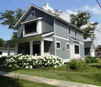 Photo for Leland Charmer On Second. Gorgeous Newer Home 3 Blocks to Leland & Lake MI