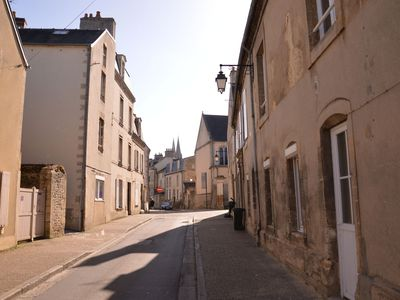 Photo for Spacious, modernised accommodation right in the centre of Bayeux