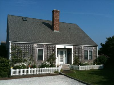 Photo for Lovingly maintained home for the perfect NANTUCKET vacation.
