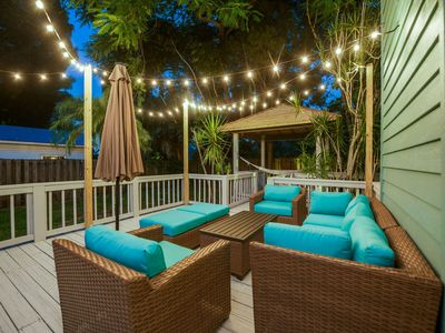 Photo for CHARMING VACATION HOME NEAR BEACH, IMG, RIVERWALK AND MORE