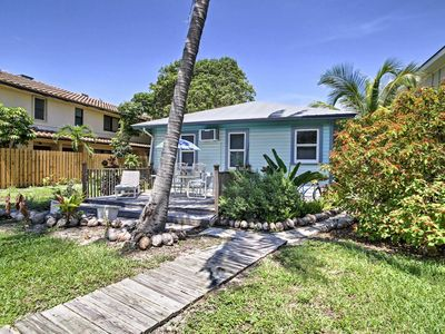Photo for NEW! Historic Lake Worth Cottage - Walk to Beach!