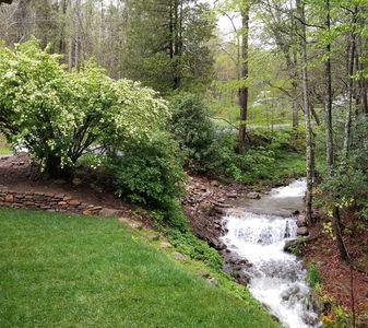 Photo for Creekside Retreat: Simple Cabin Luxury, Spectacular! On the River-Close to Weaverville, Asheville...