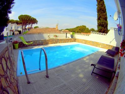 Photo for Holiday house L'Escala for 1 - 6 persons with 3 bedrooms - Holiday house