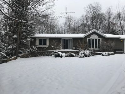 Photo for Dollar Lake Road  Three Bedroom Home off water w/access to 28 lake chain
