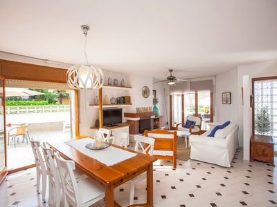 Photo for Vacation home Montseny in Sitges - 7 persons, 4 bedrooms