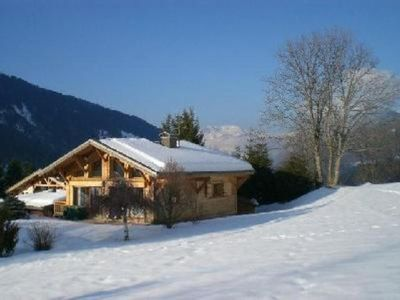 Photo for luxury chalet