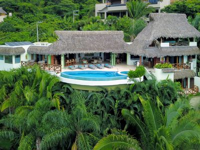 Photo for 4BR Villa Vacation Rental in Sayulita, Nayarit