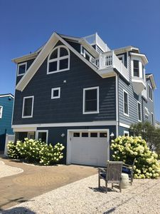Photo for Clean & Bright!8 Houses To Beach!Views ocean & bay from kitchen. 8/31-9/7 avail!