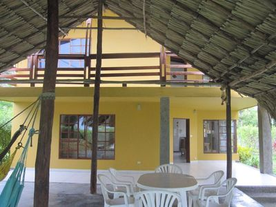 Photo for Tardecer Del Sol Beach Villa up to 14 persons