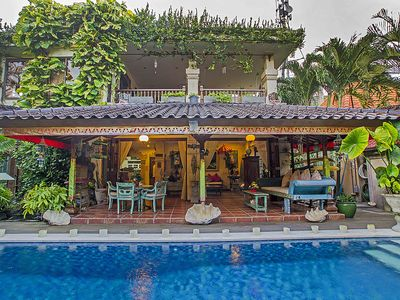 Photo for Pool Villa  near Seminyak Beach, Restaurant, Boutique