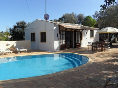 Photo for A comfortable, stylishly furnished quinta with private swimming pool and plenty of privacy