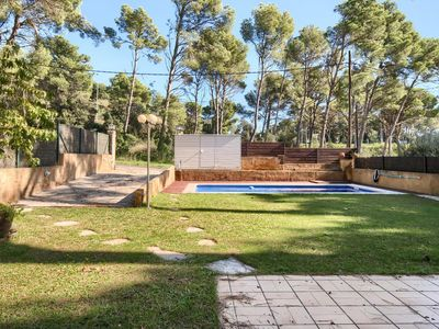 Photo for Alquiler de casa con piscina privada en Begur
