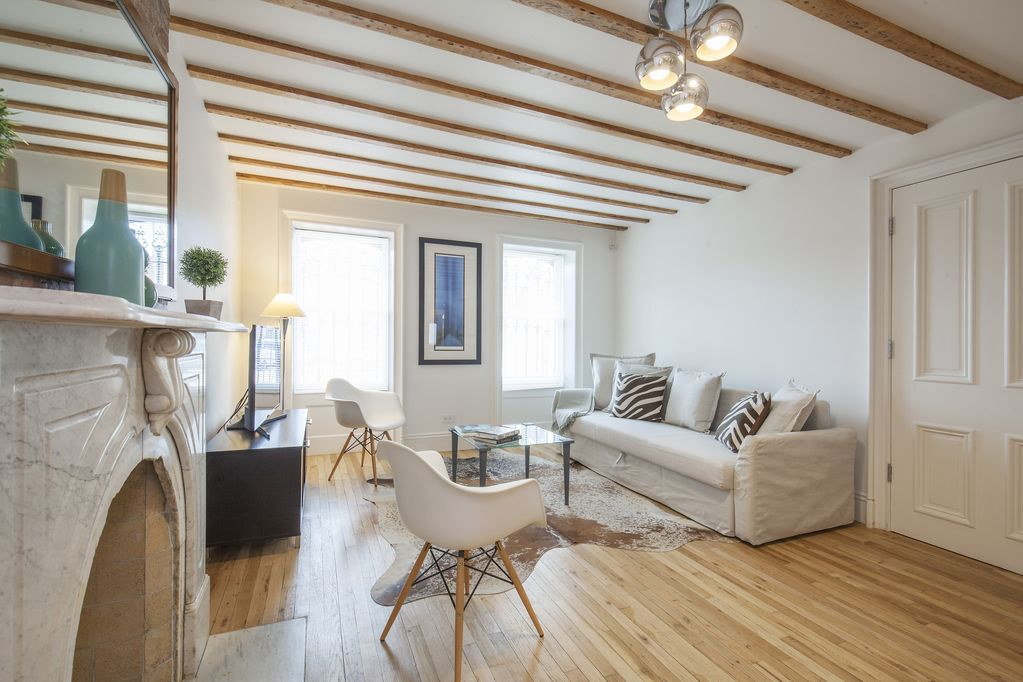 Luxurious Park Slope Home In Brownstone 2 Bedrooms Bathrooms Outdoor Seatin