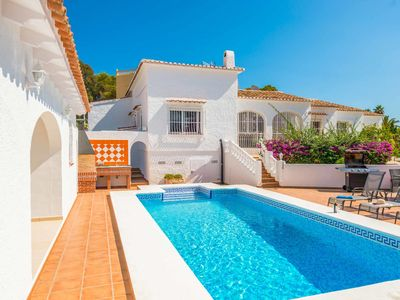Photo for Incredible Charming Villa Valle Calp