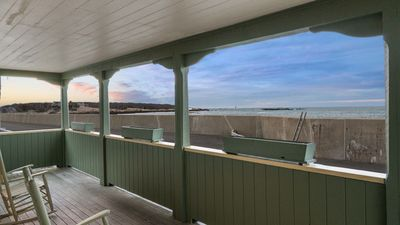 Photo for New Beach House to Market !  Steps to Minot beach with Ocean and Marsh Views.