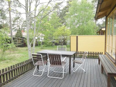 Photo for Vacation home Oknö in Mönsterås - 4 persons, 1 bedrooms