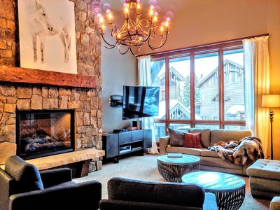 Photo for Base Camp 462 by WPLCo   Dreamy Decor at Winter Park Base   Hot Tub + Amenities!
