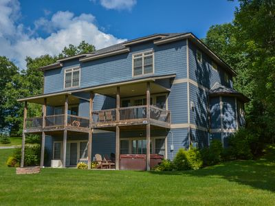Photo for Spacious duplex that is five minutes from Wisp Resort!