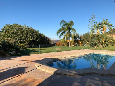 Photo for Comfortable Holiday Home La Deseada with Pool, Air Conditioning, Wi-Fi, Terraces & Mountain View; Parking Available, Pets Allowed