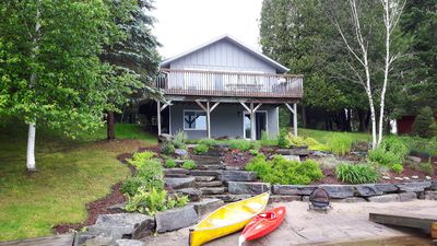 Photo for AVAIL MAY LONG W/E & SUMMER--PRIVATE MUSKOKA COTTAGE--LAKE OF BAYS