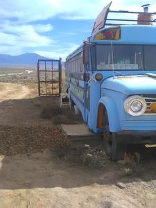 Photo for Taos Bus House, just West of town.