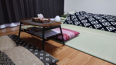 Photo for Wi-Fi ・ Free parking!Full private space with amenities!