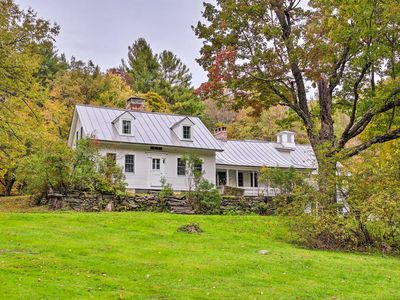 Photo for Historic Farmhouse 1 Mi. from Central Londonderry