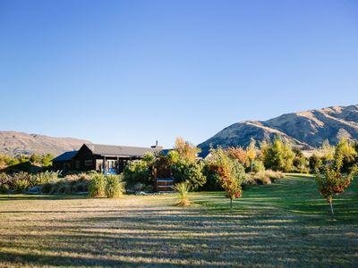 Photo for Mountain Range Lodge- Space, Privacy, Luxury...