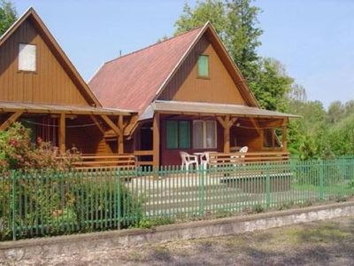 Photo for Apartment Balatonberény for 4 people with 2 rooms - Apartment