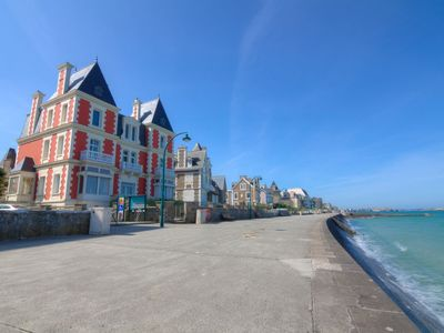 Photo for Apartment Rose des Vents  in Saint Malo, Brittany - Northern - 4 persons, 2 bedrooms