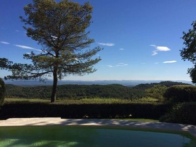 Photo for Villa With Heated Swimming Pool And Mountain View
