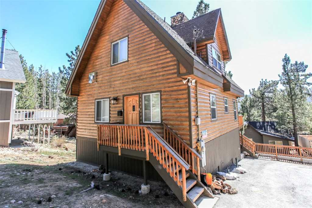 Cabin Big Bear By The Lake Close To The L Vrbo