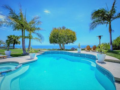 Photo for Malibu/Palisades Ocean View Oasis Near the Beach