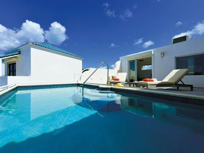 Villa Luna -  Beach View - Located in  Stunning Cupecoy with Private Pool