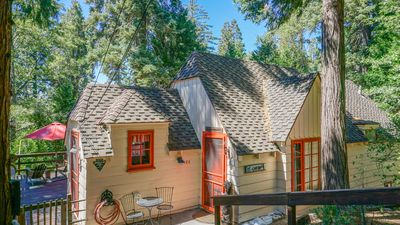 """Voted """"Cutest Cabin"""" in Lake Arrowhead"""