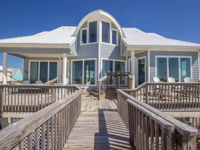 Photo for AUG 15-21 OPEN!  Beach Front  w/Pools & Tennis - PET FRIENDLY!