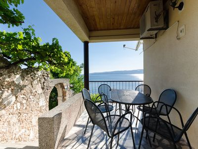 Photo for Apartment Melita (86251-A1) - Senj