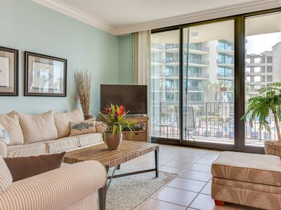 Photo for SUMMER SAVINGS HERE! Phoenix on the Bay 1110 2BR/2BA SLEEPS 6