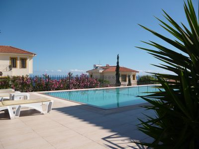 Photo for Look no further, you have found a beautiful villa with mountain & sea views