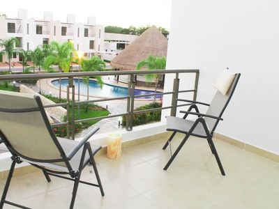 Photo for by Xcaret  area Playa del Carmen 3 bedroom house POOL  sports club