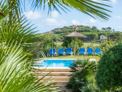 Photo for Surrounded by nature and with pool - Finca Can Cardaix