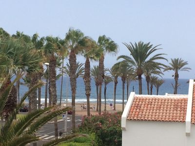 Photo for 1 Bedroom Duplex Penthouse Apartment, Parque Santiago 1. Playa de Las Americas.