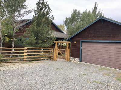 Photo for Luxurious Mountain Lodge Located between Yellowstone and Cody Wyoming