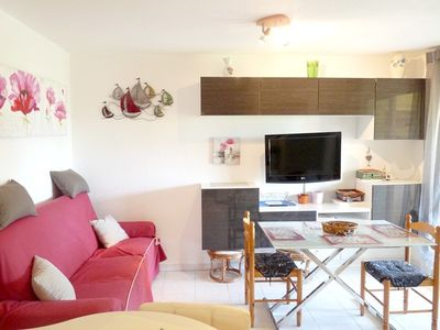 Photo for T3 with swimming pool in La Coudoulière area (sleeps 4)