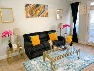 Photo for Upscale retreat in the heart of Midtown/Buckhead!!